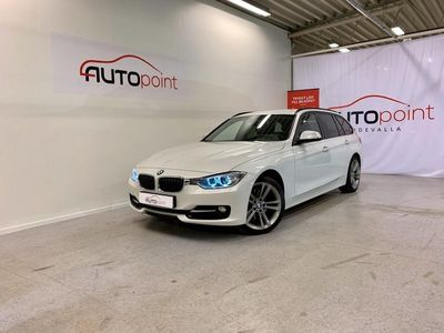 begagnad BMW 328 i Touring Automat Sportline 245hk