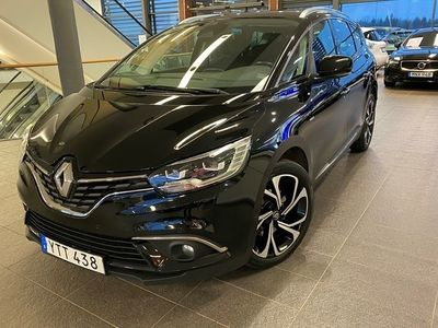 begagnad Renault Scénic Grand Energy dCi 110 BOSE EDC