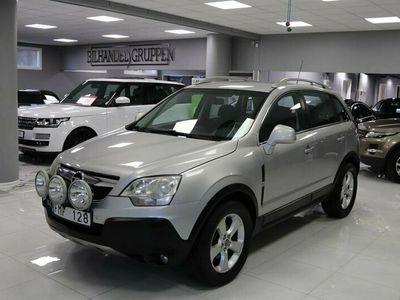 begagnad Opel Antara 2.4 4x4-Drag-Nybesiktigad-Nyservad