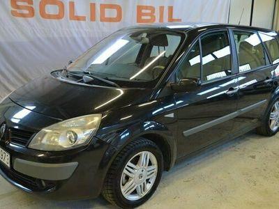 begagnad Renault Grand Scénic GRAND SCENIC1.9 dCi 7-sits Drag Kamremsbytt 2007, Kombi Pris 29 900 kr