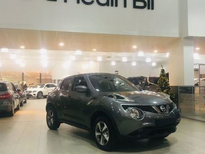 used Nissan Juke 1,6L 110 Automat N-CONNECTA 2WD