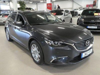 begagnad Mazda 6 2.2 DE AWD 175hk Vision