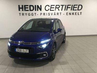 begagnad Citroën C4 Picasso 1.6 BlueHDI EAT, 120hk, AUT
