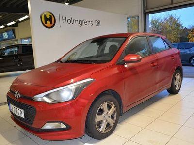 begagnad Hyundai i20 1.4 Automat Holmgrens Edition