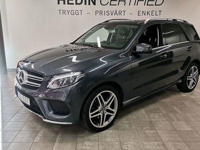 begagnad Mercedes GLE350 d 4MATIC // 1 Ägare // AMG Line