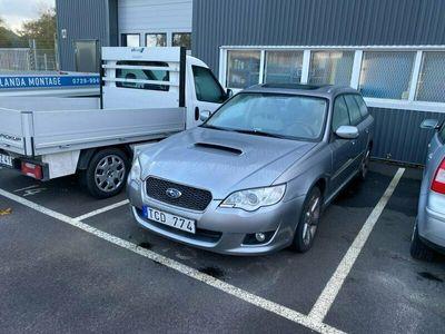 begagnad Subaru Legacy Wagon 2.0 4WD