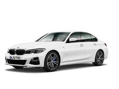 begagnad BMW 330e Sedan M Sport Dragkrok HiFi 19'' Rattvärme Tonade Rutor