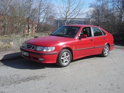 begagnad Saab 9-3 Se 5d 2.0T 185 hk ( 7600mil) -00
