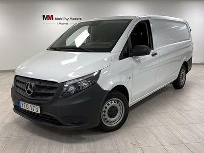 begagnad Mercedes Vito 109 LÅNG