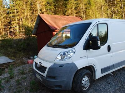 begagnad Peugeot Boxer Van 2.2
