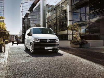 begagnad VW T6 ABT 100% EL 37,3 KWH