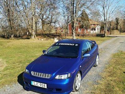 begagnad Opel Astra 2D 2.0T BERTO