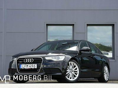 begagnad Audi A6 Sedan 3.0 TDI V6 245hk Quattro Drag Skinn