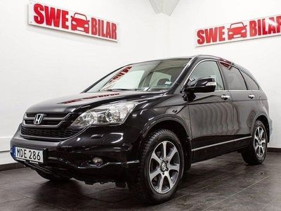 begagnad Honda CR-V 2.2 i-DTEC 4WD AUTO Executive Pano