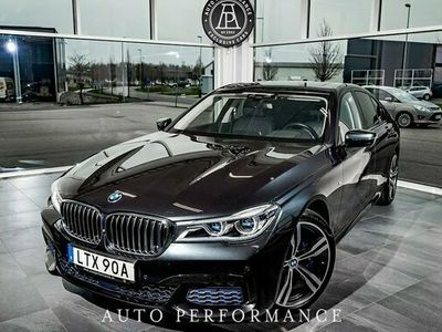 begagnad BMW 750 d xDrive M -Sport Fri hemleverans 2017, Sedan Pris 529 000 kr