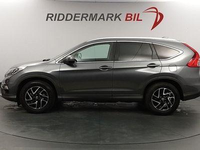 begagnad Honda CR-V 1.6 Eu6 120hk Car Play Låga Mil 1 -17