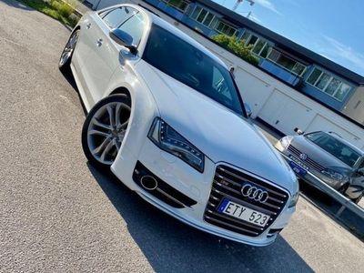 begagnad Audi S8 4.0 TFSI QUATTRO   520HK