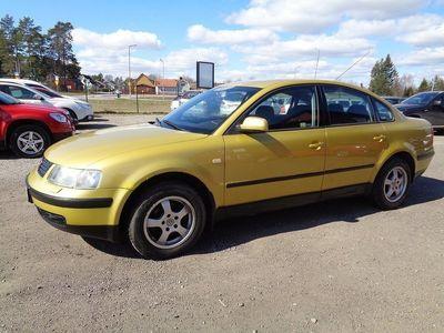 used VW Passat 1.8 T Comfortline 150hk*NYB -00