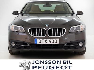 begagnad BMW 520 D F10 Aut/Drag-14