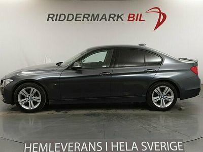 begagnad BMW 320 d Sedan Sport line Nyservad M-Värm Pdc HiFi 184hk