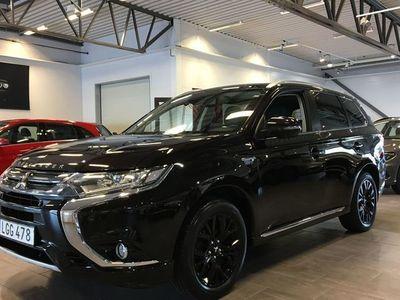 begagnad Mitsubishi Outlander Business PHEV 2.0 4WD CVT 203hk