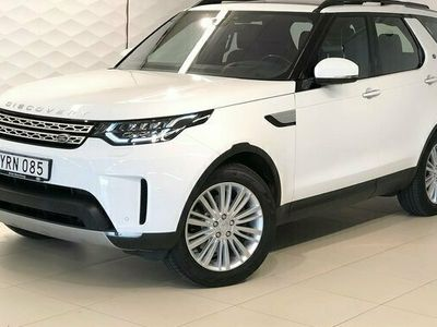 begagnad Land Rover Discovery TD6 (258 hk) HSE Luxury / 7-sits
