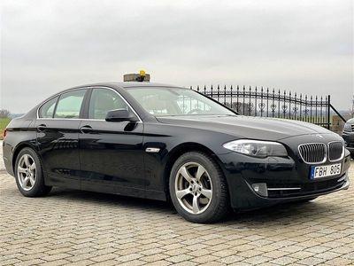 begagnad BMW 523 i Sedan Aut/Skinn/Glastak/Dragkrok
