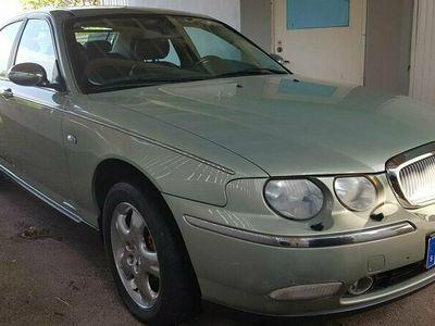begagnad Rover 75 2,5 CONN