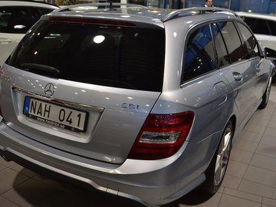 begagnad Mercedes C200 CDI Kombi // Automat // AMG Line
