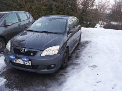 begagnad Toyota Corolla T-Sport 2005