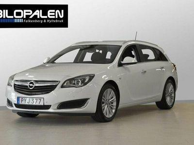begagnad Opel Insignia Sports Tourer Drive 2.0 CDTI ecoFLEX 140 hk inkl S/