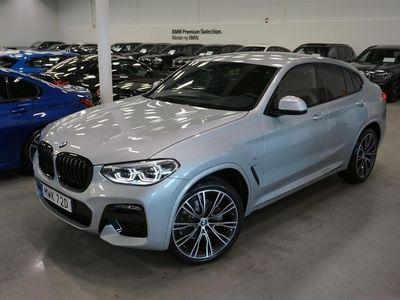 """begagnad BMW X4 xDrive20d M-Sport Navi Winter Hk M Sportstolar 21"""""""