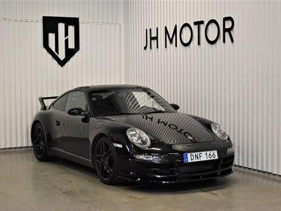used Porsche 911 Carrera 4S 3.8 355hk Automat