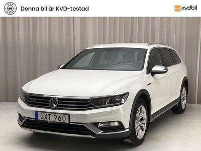 begagnad VW Passat Alltrack 2.0 TDI Sportscomb