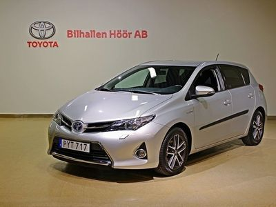 begagnad Toyota Auris Hybrid Elhybrid 1.8 136hk 5-D Edition Feel