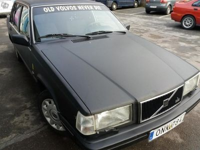 used Volvo 740