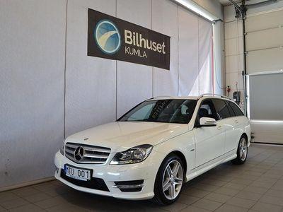 begagnad Mercedes 220 Benz C CDI Aut Advantage Amg 2012, Personbil 139 000 kr