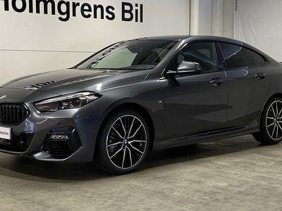 "begagnad BMW 218 Gran Coupé M-Sport Nav Drag HiFi 19"" Demo 2020, Personbil 319 800 kr"