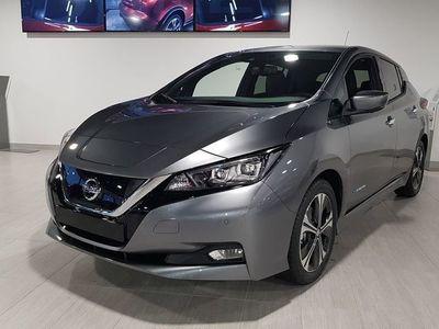 begagnad Nissan Leaf N-CONNECTA 40KW KAMPANJ LAGERBIL