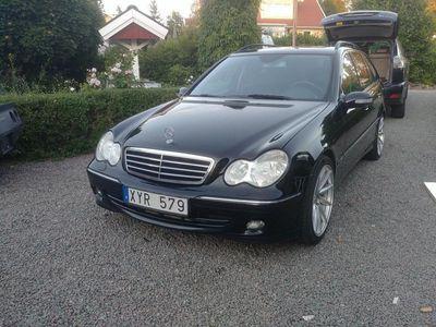 begagnad Mercedes C350 Avantgarde