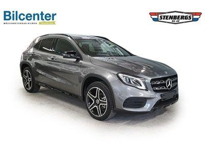 gebraucht Mercedes GLA200 7G-DCT 156hk