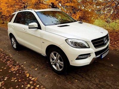 brugt Mercedes 350 M-Klass4MATIC 7- Tronic. Euro 6. Ny besikt.