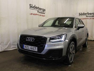 begagnad Audi Q2 30 TDI autvxlSport 2019, SUV 279 800 kr