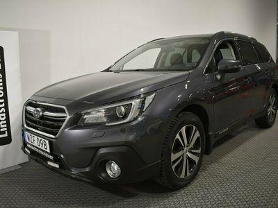 begagnad Subaru Outback 2.5 4WD Summit Automat Dragkrok Navigation Vinterhjul Nybilsgaranti VIDEO