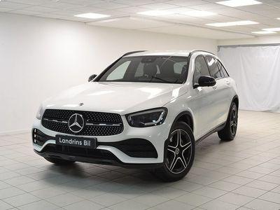 begagnad Mercedes 200 GLCd 4MATIC 9G-Tronic Euro 6 163hk