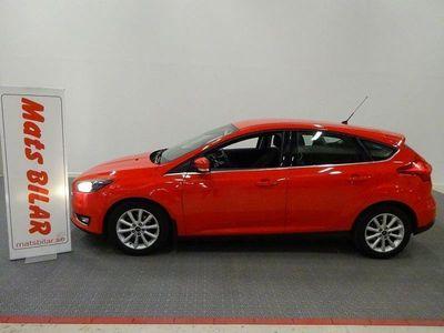 begagnad Ford Focus 1.0 EcoBoost 125 Hk Manuell 5d Titanium