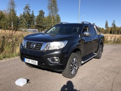 begagnad Nissan Navara 2.3 dCi 4x4 (190hk)