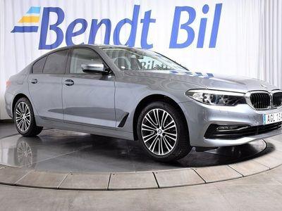 begagnad BMW 520 d xDrive Sedan/ Sport Line/ Winter/