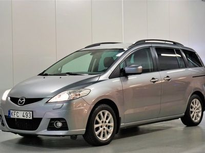 begagnad Mazda 5 2.0 Manuell S&V-hjul, 145hk