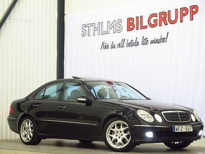 usata Mercedes 400 E-KLASSCDI V8 SV-SÅLD AVANTGARDE
